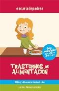 Libro de Trastornos de Alimentación de Tatiana Muñoz