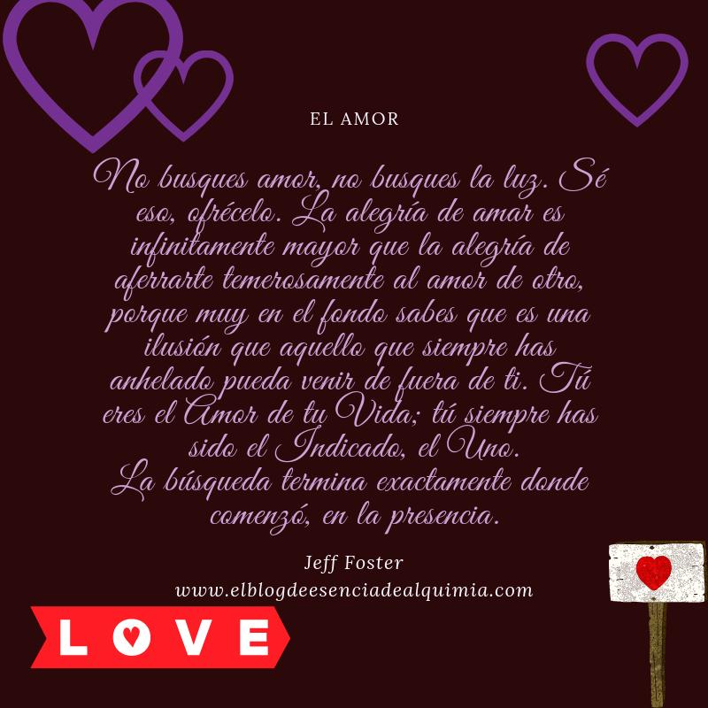 Que Es El Amor Blog Esencia Alquimia